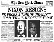 the Fall of Nixon