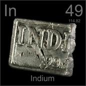 """Indium """"In"""""""