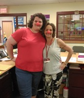 Celebrating Red Nose Day - Thursday, May 26th