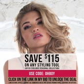 Flash Sale: Save $115 On Any Styling Tool