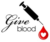 Every 2 minutes someone needs a blood transfusion