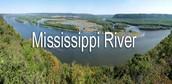 The Mississippi River 'Big Muddy'