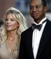 Tiger and his Wife