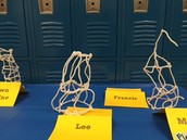 Pipe Cleaner Tower Challenge