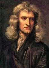 Sir. Isaac Newton