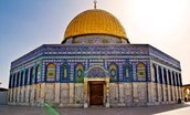 Shrine of the Dome of the Rock, Jerusalem