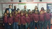 Assemblyman Robert Rodgriguez visits Harlem Link