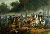 Braddock disaster 1755