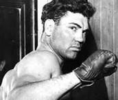 Jim boxing