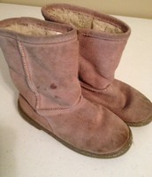 Circo size 13 boots - stained, but no tears, and warm FREE