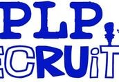 Apply to be a PLP Recruiter!