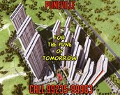 Puneville Tathawade Pune Residential Project Is Not Only Luxurious But Also Beautiful