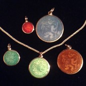 St. Christopher's Medals