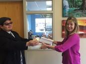 Bridges Grad Ed Donating Art Supplies!