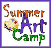 Grizzly Art Camp- NEW