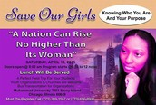 Attention ALL Women and Girls....