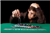 What are some signs of having a gambling addictions?