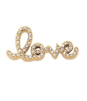 Gold Love Pave