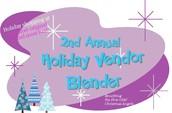 2nd Annual Vendor Blender