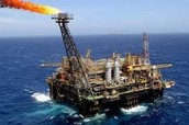 This is a oil rig