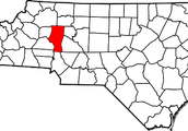 The beginning of Iredell County
