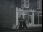 What was the first bike shop?