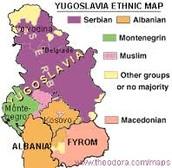 Ethnic map