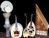 כלי הנגינה המזרחיים