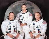 What were the names of the people on the apollo 11 ?