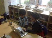 Mohammed and Aziz --Working Together
