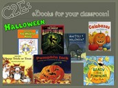 Super Scary Halloween eBooks.