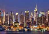 my home town New york!