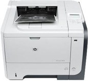 HP LASERJET P3015DN LASER PRINTER