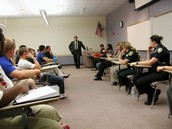 Criminal Justice and Law Enforcement Teachers, Postsecondary
