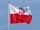 This is the Polish Flag. My babysitter moved here from poland.