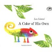 A Color of His Own ~ Leo Lionni