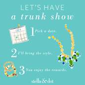 Book Your Trunk Show!