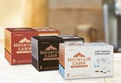 Mountain Cabin Coffee also in Singles