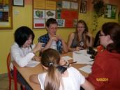 A schoolday in Poland