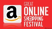 Amazon India (GOSF Offers) Great online shopping festival 2014 in India