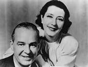 Alfred Lunt and Lynne Fontanne