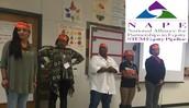 Quintanilla hosts NAPE STEM Training