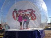 Life Size Snow Globe