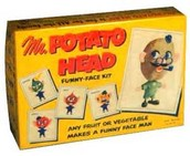 Mr.Potato Head 1952