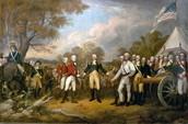 Saratoga Campaign Battle