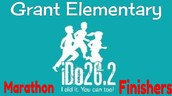 iDo2.6.2 Marathon finishers for this week are: