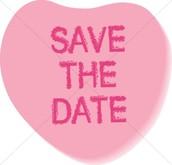 Important Dates. . .