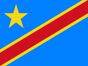 Flag of the Dem. Rep. Of Congo
