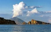 Italy's volcanos