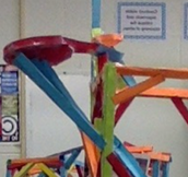 The super long funnel!
